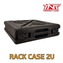TNT CASE - 2U RACK CASE