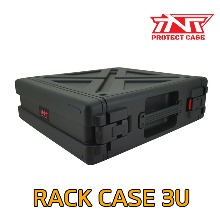 TNT CASE - 3U RACK CASE